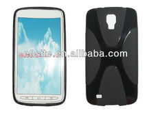 For SamSung Galaxy S4 Active i9295 Latest X Design TPU Case