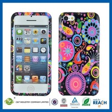 C&T New Arrivals Case Mobile Phone Case for iphone 5c silicone case official