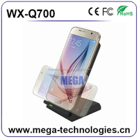 Wholesale price wireless mobile charger mini project for iphone 4/4s5/5s