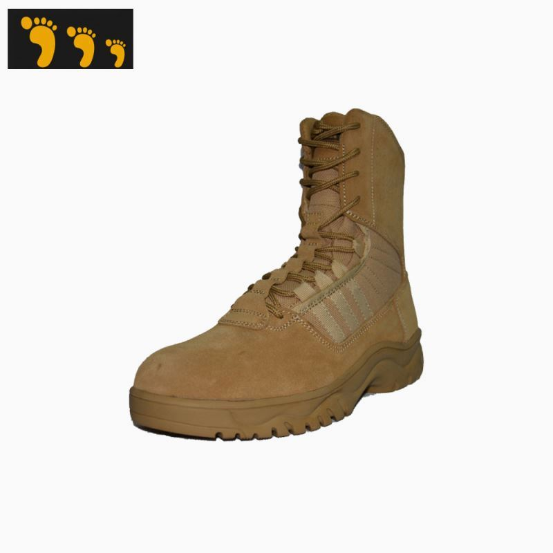 Desert Army Customized Military Combat Boot