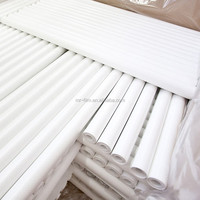 pe white protective film for sandblasting Aluminum Profile