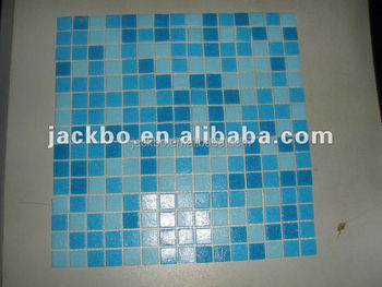 Swimming pool equipment --crystal glass mosaic tile\pool mosaic title