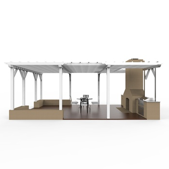 Aluminium Pavilion Outdoor Furniture Pavilion