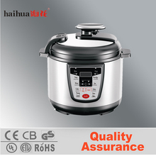2015 Hot 5L New Digital Control Electric Quick Rice Cooking Useful Multifunction Electric Pressure cooker