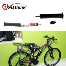 Bicycle Seatpost GPS Tracker, Small Hidden GPS Tracking Device with Anti-lost Alarm