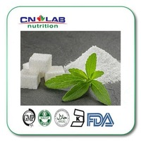 Stevioside and Rebaudioside stevia extract powder in factory price