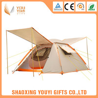 Hot selling windproof outdoor camping hiking tent