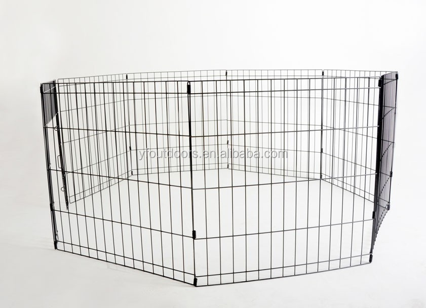 Heavy Duty Dog Kennel,Outdoor Dog Fence