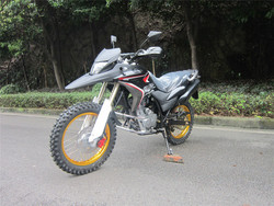 Motorcycle Chinese Motorcycles Gas/Diesel Moped With Pedals Motorcycles For Sale KM200GY-13