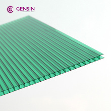Lixin two-walls polycarbonate hollow sheet