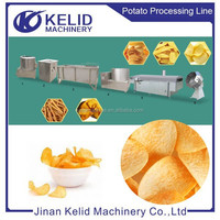 High Quality Potato Chips Making Machine Pringle Brand