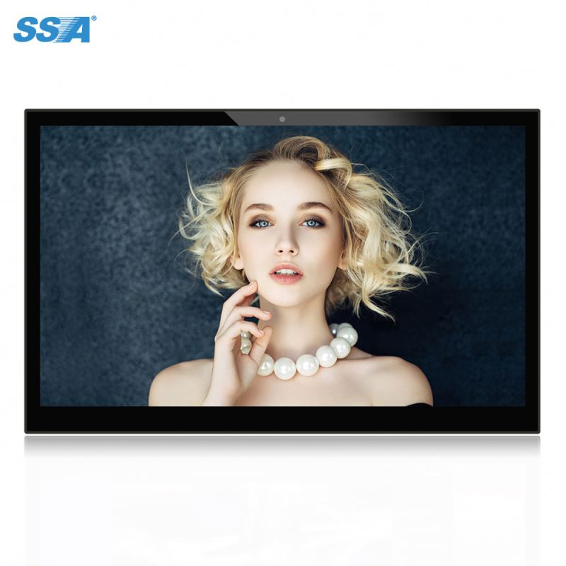 <strong>14</strong> Inch Ultra Thin Industrial Touch Screen All In One Panel Pc With Android Os Tablet Pc