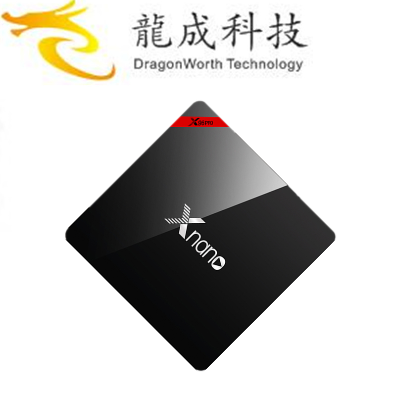 X96 Pro Xnano S905X 2G 16G android tv box digital satellite receiver TV Box amlogic Android 6.0
