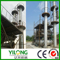 10tons/day fractional Distillation Unit for used oil recycling