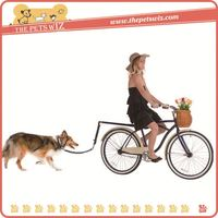 Hands free bike exerciser pet leash ,CC024 dogs clothes and accessories for sale