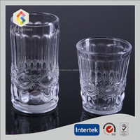 Lead Free Crystal Glass Tumbler