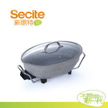 A9 Secite Marble Coating Healthy Non-stick Electric Fish Shaped Cookware