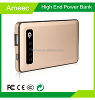 5000mah ABS shell best price universal power bank portable charger external battery for mobile phone