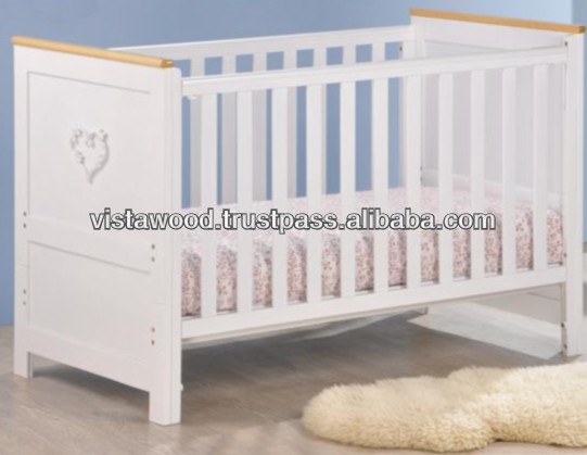 baby furniture , open gate baby bed , convertible baby bed,baby wooden Cot , wooden baby cot , wooden baby cot Malaysia