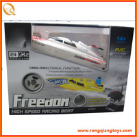 Hot selling 2.4G RC High speed Boat type rc toys RC6140WL911