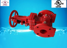 Industrial fire fighting standard product 300PSI-OSY Gate Valve