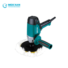 150mm handheld car polishing machine with 6 grade variable speed