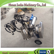 factory price single cow portable milking machine