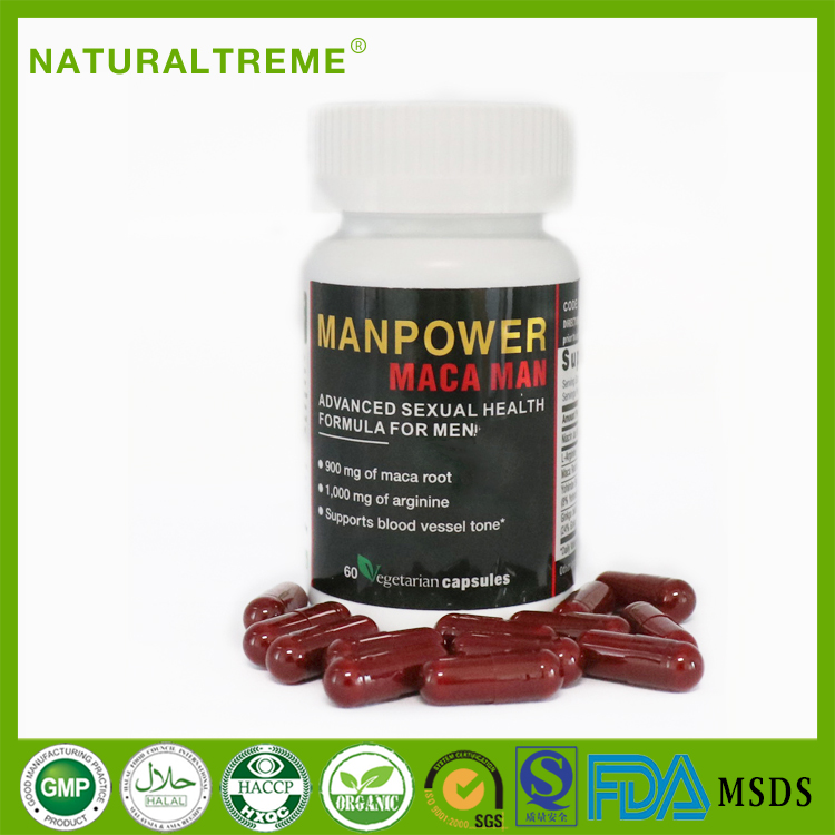 Best Quality Herbal Increase Potency for Male Power Plus