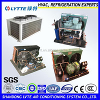 JZQ Series Air Cooled Compressor Condensing Unit for Cold Room Storage and Quick-freezing