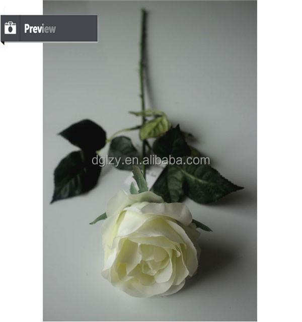 k nstliche blume machen einzigen stamm rose gro handel stoffblume blumen girlanden produkt id. Black Bedroom Furniture Sets. Home Design Ideas
