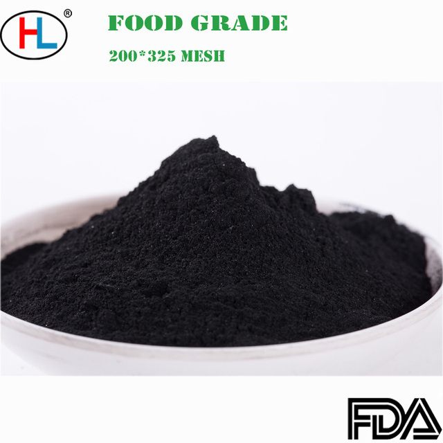 Bulk Food Grade Organic Coconut Shell Activated Charcoal Active Powder