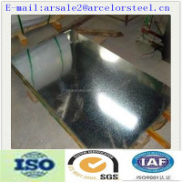 ISO certificated ar500 galvanized steel plate for sale