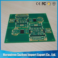 Factory wholesale High Precision hasl mp3 player circuit board pcb