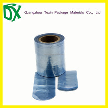 TEXIN plastic material guangzhou factory pvc rigid film with clear transparency