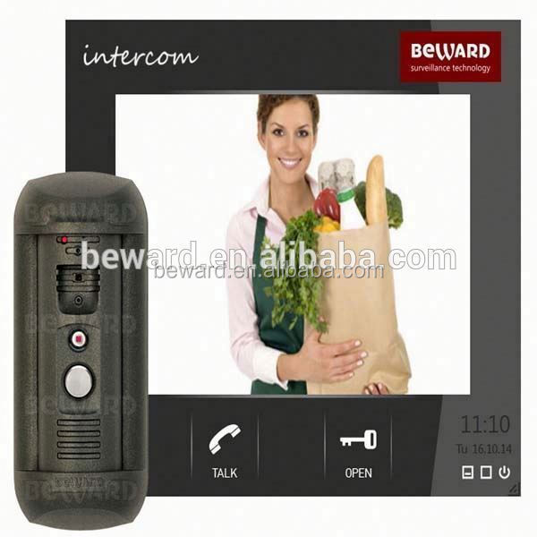 Wireless two way audio intercom/pbx voip for villa&office