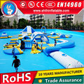 giant inflatable commercial aqua water park prices