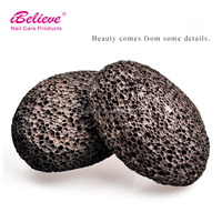 2016 iBelieve Natural electric pumice stone for callus remover