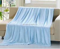 100% Bamboo Summer Woven Jacquard Towel Blanket