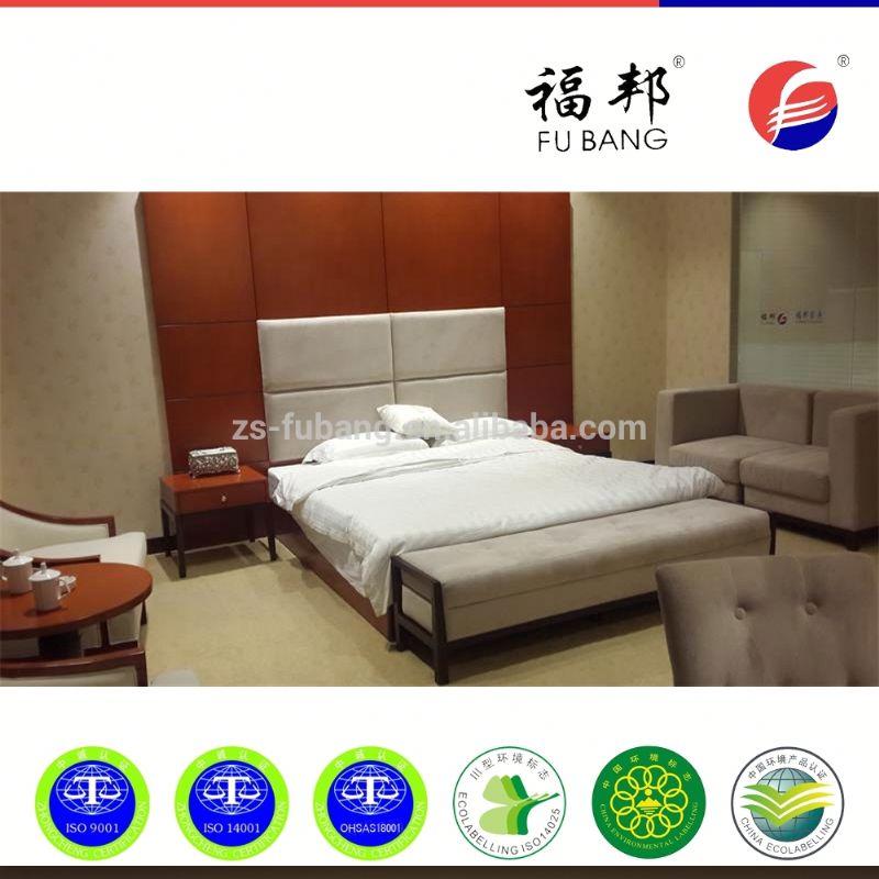 custom made turnkey guestroom furniture set bedroom