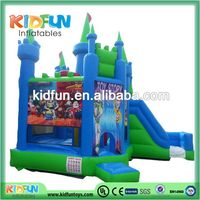 Customized hot sale inflatable animal combo fun city game