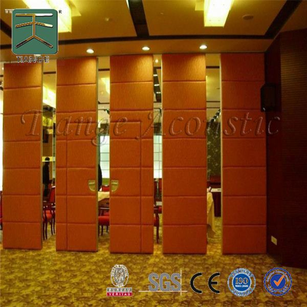 sound proof sliding partition acoustic movable partition for banquet hall