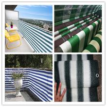 virgin hdpe material vinyl fence screen made in China