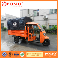 Most Popular China 3 Wheel Motor Tricycle Carrier Tricycle Commercial Tricycle