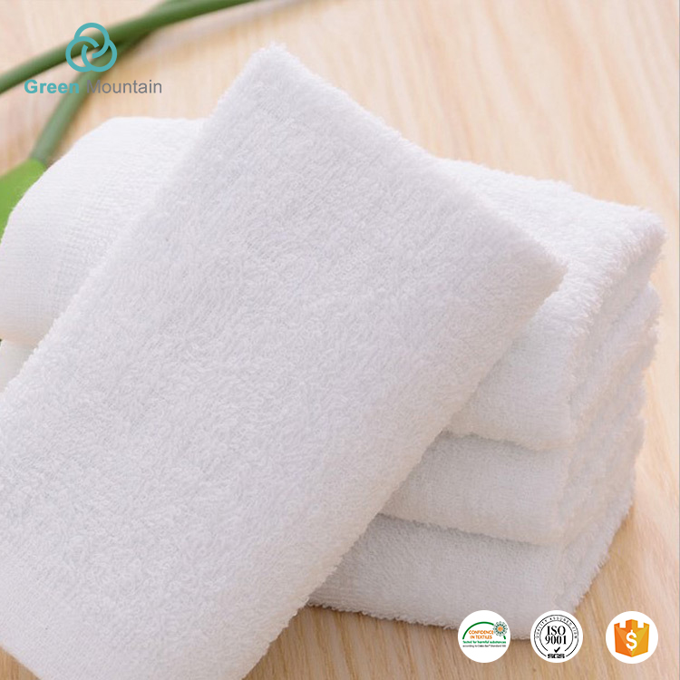 Green Mountain fire resistant velour towel fabric japan towel
