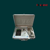 High quality quantum analyzer 5 testing frequencies body analyzer