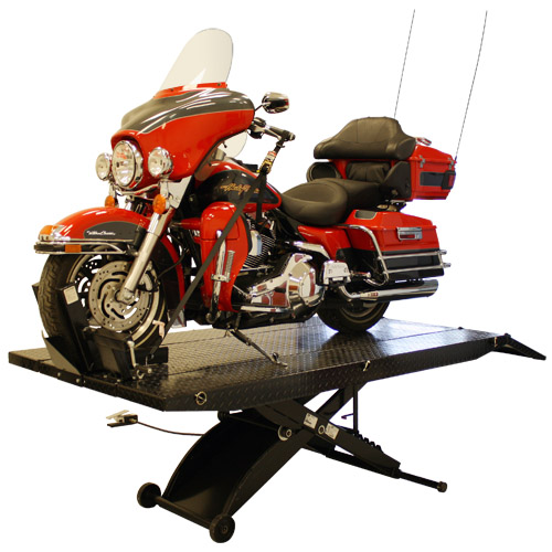 Pro -Cycle Motorcycle Lift