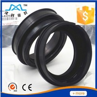 Hot Selling Double lip Crankshaft Rubber NBR oil seal for gearbox