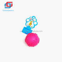 Wholesale Rose Red Ball Pet Toys
