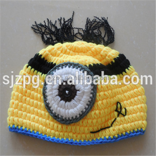 Winter Slouch Knit Beanie Hat in China