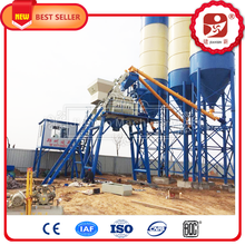 Concrete mixing machine factory provide concrete batching plant layout drawing